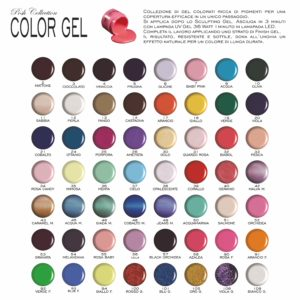 Gel Color Posh Collection